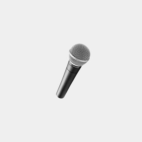 Shure SM58 Cardioid Microphone