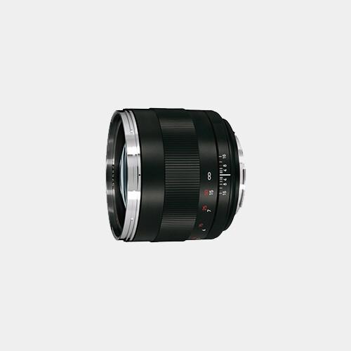 Zeiss T* 85mm f/1.4 ZE