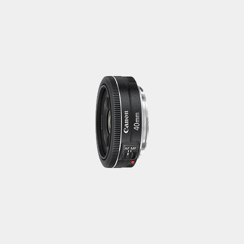 Canon EF 40mm f/2.8 STM Pancake Lens