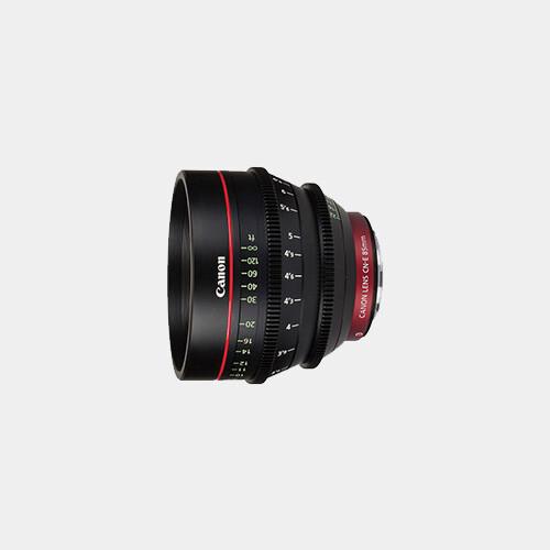 Canon CN-E 85mm/T1.3 (EF Mount)