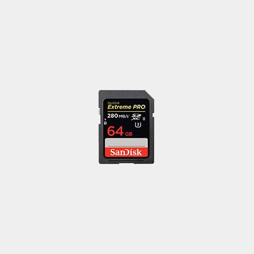 Lexar 64GB UHS-I SD Card