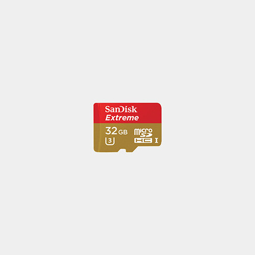 SanDisk 32GB Extreme microSD Card