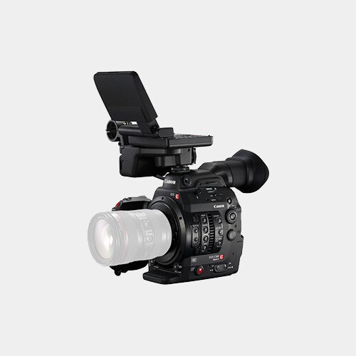 Canon EOS C300 Mark II w/Dual Pixel AF Upgrade
