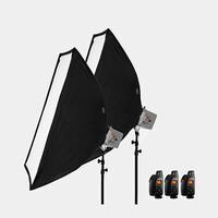Two-Light Studio Kit