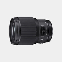 Sigma 85mm f/1.4 DG HSM Art (Canon)